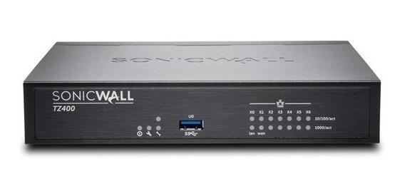 Firewall Sonicwall Tz400 - Novo - Homologado Anatel
