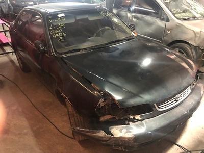 Sucata Toyota Xei 99 Para Vendas De Peças, Motor, Cambio