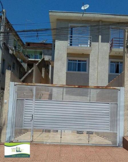 Casa Residencial À Venda, Jardim Luciana, Franco Da Rocha. - Ca0183