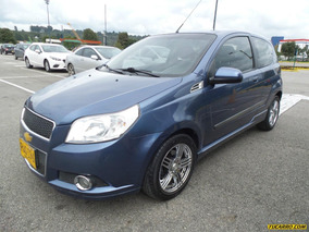 Chevrolet Aveo Emotion Gti Mt 1600 Cc 3p Aa