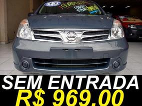 Nissan Livina Livina S 1.6 Único Dono 2013 Cinza