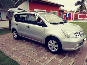 Nissan Livina 1.6 Night & Day Flex 5p 2012