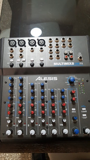 Alexis Multimix 8 Usb Fx