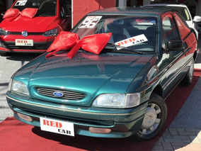 Escort 1.8 I Glx 8v Gasolina 2p Manual