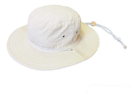 Gorros Ala Ancha Dryfit Tipo Australiano Protección Uv+50