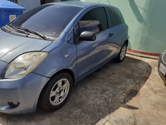 Toyota Yaris Coupe 2008