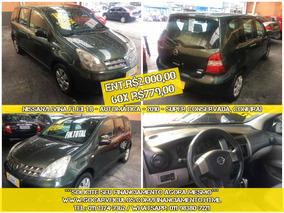 Nissan Livina Flex Automática