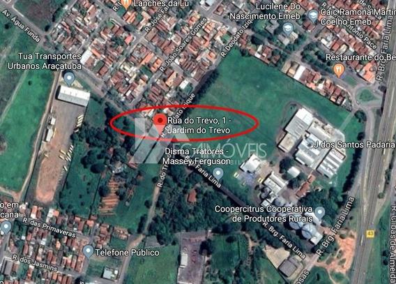 Rua Do Trevo, Jardim Do Trevo, Araçatuba - 193618