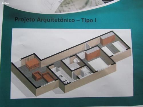 Terreno Para Venda Em Santo André, Vila Alto De Santo André - 2000/2415_1-1251313