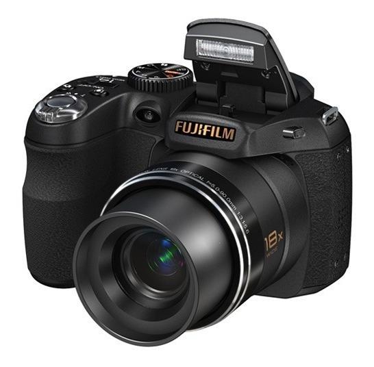 Camera Fotográfica Filma Em Hd Semi Profissional Fujifilm