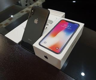 Nuevo Apple iPhone X 256gb Espacio Gris Disponible