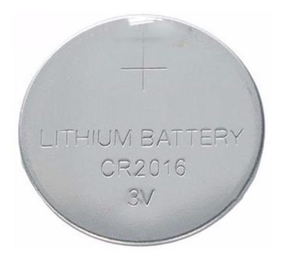 Bateria Cr2016 3v Lithium Original Botão