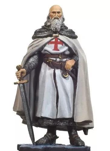 Templario Jacques De Molay. Gran Maestro Templario