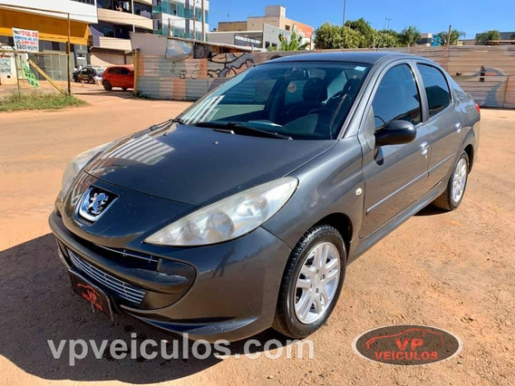 Peugeot 207 Sedan Passion Xr 1.4 Flex 8v 4p