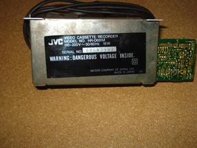 Transformador Do Video Cassete Jvc - Hr-d651m