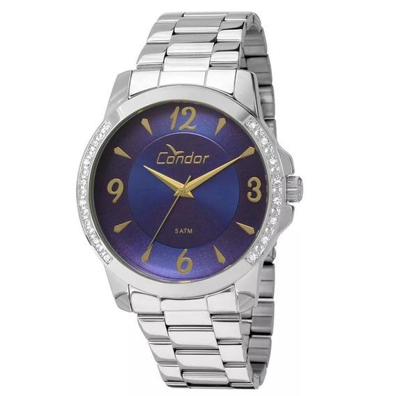 Relógio Condor Feminino Co2035kon/3a C/ Garantia E Nf