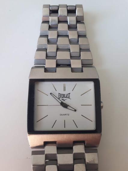 Relógio Everlast Masculino Aço Inox Edição Limitada! Oferta!