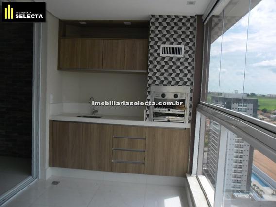 Apartamento 2 Quarto(s) Para Venda No Bairro Jardim Tarraf Ii Em São José Do Rio Preto - Sp - Apa2422