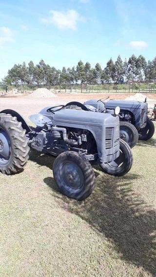 Tractor Fergunson Con Motor Perkins 3 Cil.