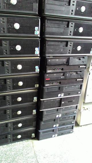 Cpu Dell 755 1gb Ram Hd 80gb Testado Dvd Apenas 299,00