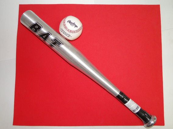 Kit Baseball Importado Taco 71cm 30 Polegadas + 01 Bola