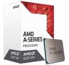 Processador Amd A10 9700 Radeon R7, 10 Compute Cores 4c+6g