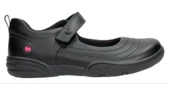 Zapato Escolar Niña Bubblegummers Talla 29
