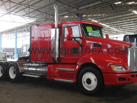Tractocamion Kenworth T660 2010 100% Mex. #2856