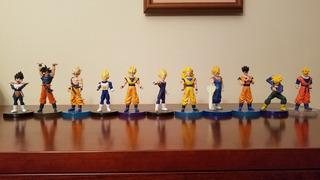 Colección Figuras De Dragon Ball Z