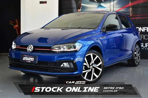 Volkswagen Polo Gts 1.4 Tsi Tiptronic - Car Cash 2020