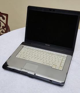 Notebook Toshiba Satellite A205 Sp5817 - Sin Disco Ni Cargad