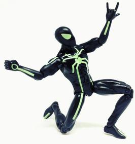 Boneco Homem Aranha Big Time Marvel Universe Hasbro