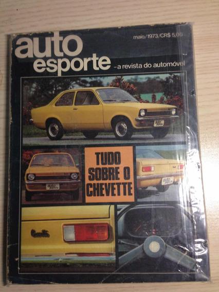 Revista Rara Antiga Gm Chevette 1973