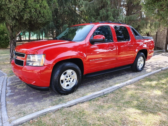Chevrolet Avalanche Flexfuel