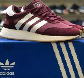 8fd3aba702e Adida Iniki Runner Vermelho - Adidas para Masculino no Mercado Livre ...