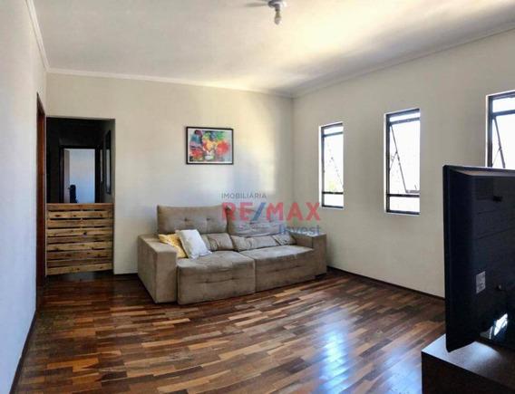 Casa Com 3 Dormitórios À Venda, 111 M² Por R$ 265.000,00 - Jardim Panorama - Botucatu/sp - Ca0920