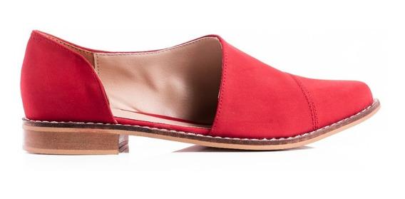 Zapatos Mujer Botas Botinetas Balerinas Cuero Suela De Goma