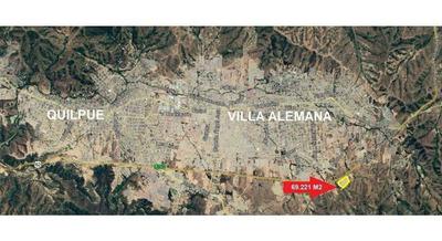 Lote Industrial Troncal Sur Villa Alemana