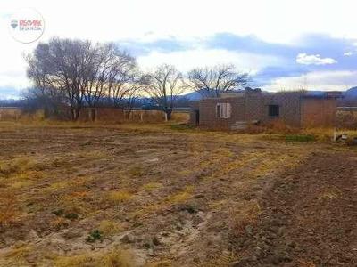 Terreno Para Invertir En Guadalupe Aguilera, Dgo.