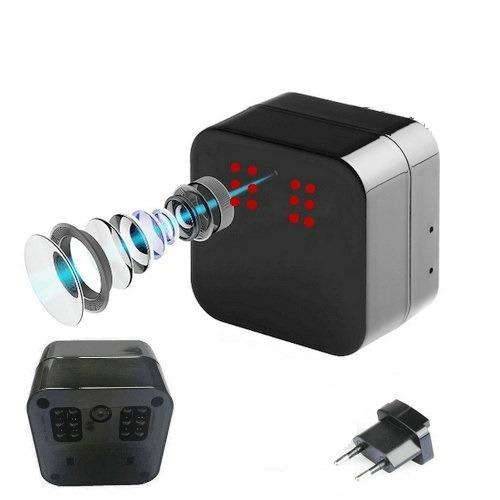 Câmera Carregador, Hd1080p, Wi-fi