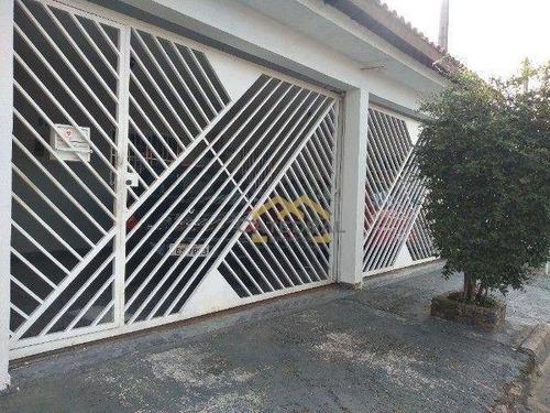 Imagem 1 de 13 de Casa Com 3 Dormitórios À Venda, 140 M² Por R$ 405.000,00 - Residencial Pacaembu Ii - Itupeva/sp - Ca0055