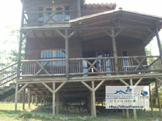 Casa Campestre Tipo Cabaña En Cartagena - Turbaco