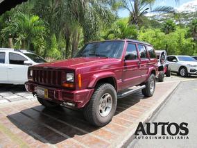 Jeep Cherokee 4x4 Mt Cc4000