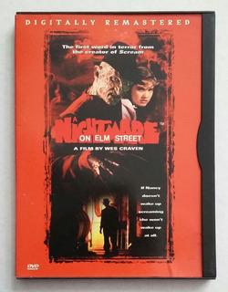 Dvd Night Mare On Elm Street