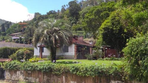Casa Com 2 Dormitórios À Venda, 100 M² Por R$ 1.500.000,00 - Albuquerque - Teresópolis/rj - Ca1250