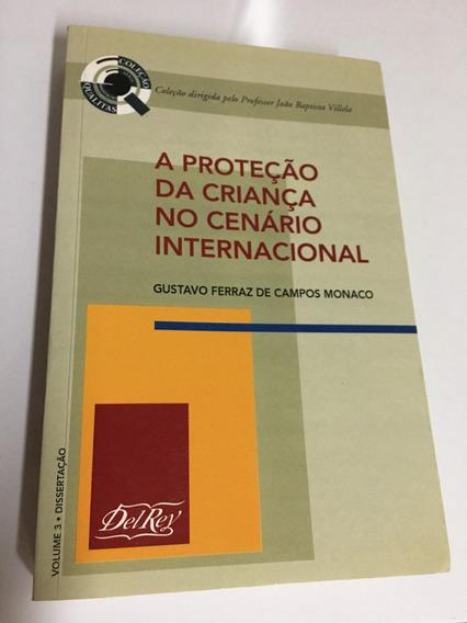Livro A Proteção Da Criança No Cenário Internacional