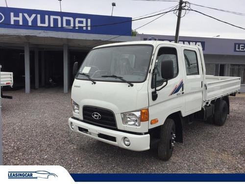 Hyundai Hd50 Doble Cabina 2020 0km