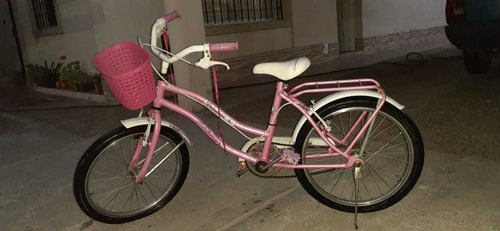 Bicicleta Rod 20 Color Rosa