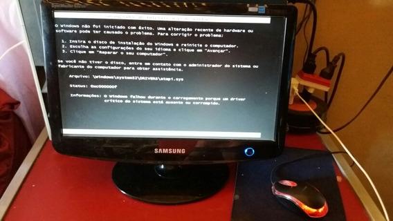 Vendo Computador 4gb , Cpu Montado Precisando Formatar