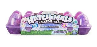 Hatchimals Colleggtibles - Temporada 4 - Pack Huevera X12!!